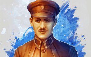 Про фундатора армії УНР розповідає відеоролик