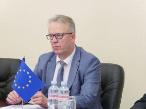 У Маріуполі відкриють регіональне представництво Консультативної місії Євросоюзу