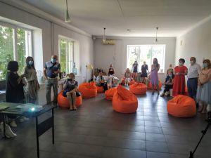 У Миргороді відкрили Центр підтримки та розвитку бізнесу