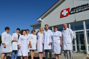 Полтавщина: Відкрили сучасні амбулаторії