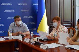 Местные бизнес-проекты поддерживают из Ривненского областного бюджета