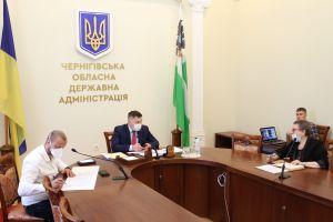 Оновлять опорні лікарні Чернігівщини