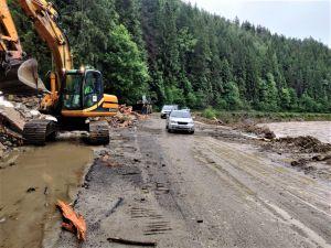 Івано-Франківщина: Гірські потоки повернулись у звичне русло