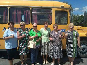 Днепропетровщина: Льготникам —  собственный транспорт