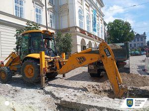 У Львові напитися артезіанської води можна буде... у фонтанах