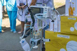 Дніпропетровщина: Підприємці допомагають  обладнати лікарні