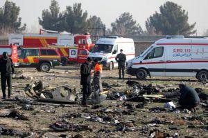 У справі збитого під Тегераном «Боїнга» переговорний процес запущено