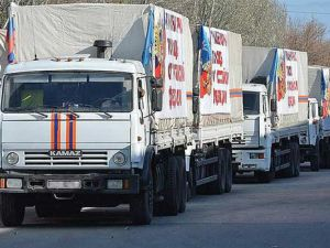 МЗС засудило черговий неузгоджений «гумконвой»
