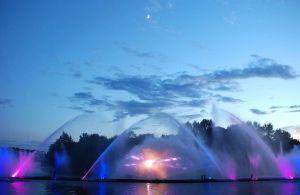 Вінниця: Туристи просять відкрити музичний світлограй