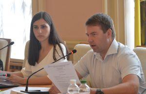 Відбулося засідання ТСК  з питань захисту прав інвесторів