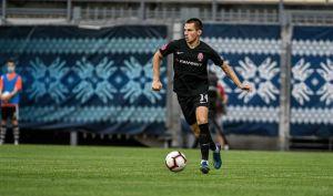 Футбол: Михайличенко —  в «Андерлехте»