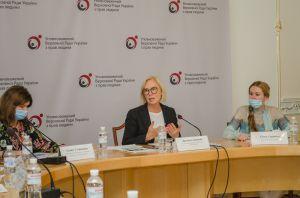 Уповноважений Верховної Ради України  з прав людини Людмила Денісова:  «Немає дітей — немає держави»