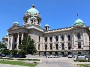 Новий парламент Сербії приступив до роботи