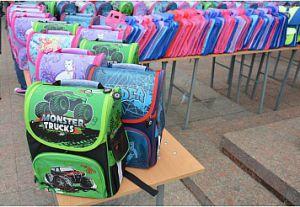 У Кропивницькому першачки-пільговики отримають портфелі безоплатно
