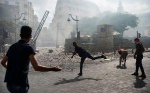 У Бейруті тривають заворушення