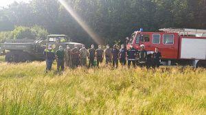 Закарпаття: Лісівники і рятувальники провели спільні навчання