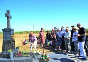 На Кіровоградщині ушанували відомого земляка Віктора Погрібного