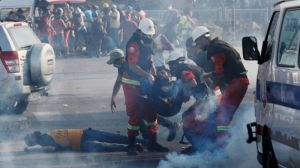На тлі протестів уряд Лівану пішов