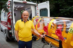 Народний депутат  власним коштом придбав  спеціальне обладнання для лікарів