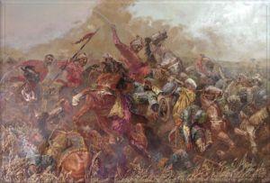 Як Сагайдачний з козаками султана переміг