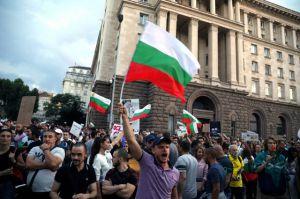 Хто стоїть за протестами в Болгарії