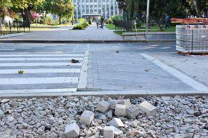 Чернигов: Пешеходные переходы станут выше