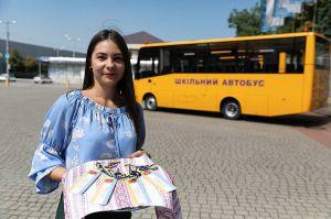 В Запорожской области закупили школьные автобусы