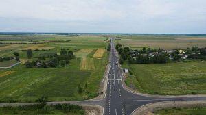 Рівненщина: Здали в експлуатацію ділянку національної дороги