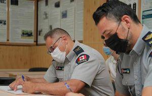Хмельницкая область: Канадские полицейские  учат коммуницировать с громадой