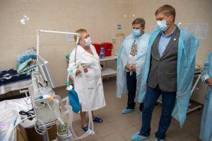 Дніпропетровщина: Лікарні перебудовують і переоснащують
