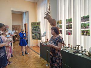 У Житомирському краєзнавчому музеї відкрили виставку грибів