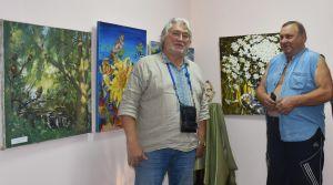 Едут художники на «Казацкую леваду» из близких и далеких краев