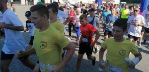 В Ужгороде состоялся благотворительный марафон «Бегу за Давидика».