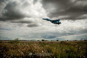 Полтавщина: Курсанти відпрацьовували пошук повітряних цілей