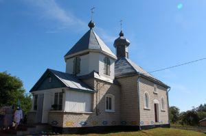 Волинь: У селі Кругель звели храм для внуків-правнуків