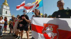 Die Ukraine hat zum ersten Mal den Botschafter aus Belarus abberufen