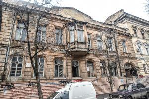 В Одессе дом Гоголя признан аварийным