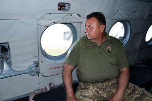 Черниговская область: Офицеры прошли подготовку в воздухе