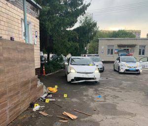 Київ: П'яний майор скерував автомобіль на курсанток-медиків