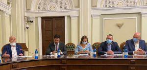 Рабочая группа проанализирует обращение Леонида Кравчука о выборах