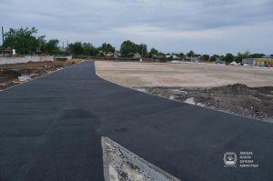 Стадион в Волновахе строят с нуля