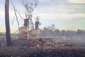 В Черниговской области снова пожары