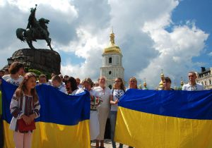 Очень важно защитить  украинский язык
