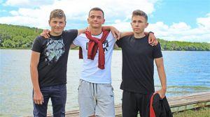 Трех юношей с Виннитчины наградили медалями «За спасенную жизнь»