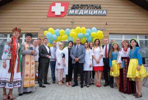 Львовская область: В амбулатории будут лечить жителей пяти сел