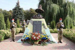 Суми: Вшанували пам'ять  бійців