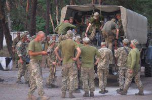 Харьковщина: Отдельные очаги удалось «унять»