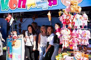 Чернигов: Провели ярмарку местные производственники