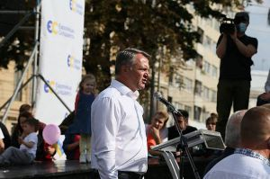 Народный депутат будет баллотироваться на должность городского головы