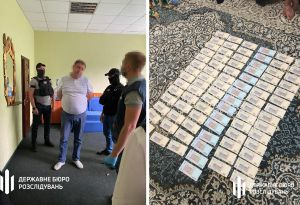 В Запорожской области на взятке погорел лесничий